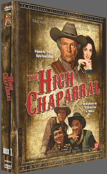 high chaparral newsletter