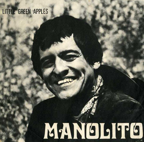 Henry Darrow's CD Manolito