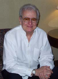 Henry Darrow at the 2007 High Chaparral Reunion