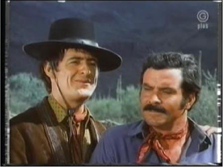 Bob Hoy and Henry Darrow video
