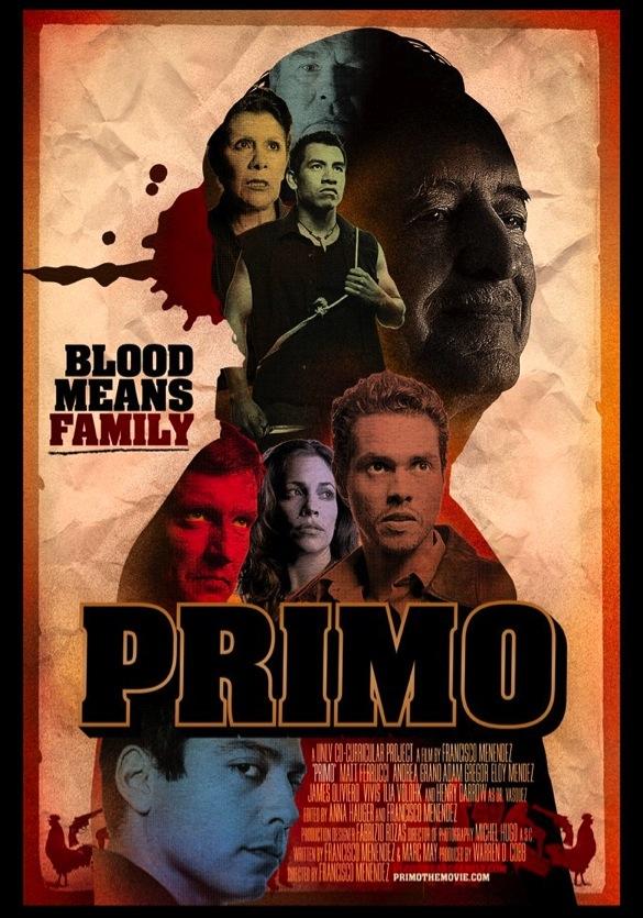 Primo movie poster