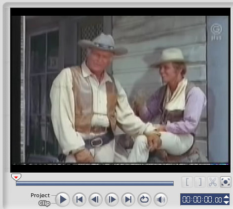 High Chaparral video clip from episode Tornado Francis
