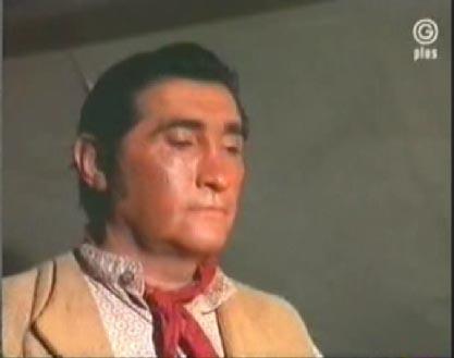 Rudolfo Acosta as Vaquero