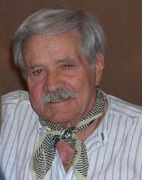 Bob Hoy at the 2005 High Chaparral Reunion