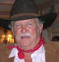 Don Collier at the 2005 High Chaparral Reunion
